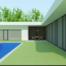 nieuwbouw bungalow woning in Sinaai